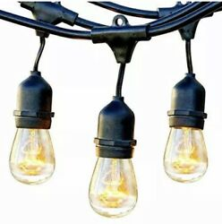 Brightech Ambience Pro LED Weatherproof Outdoor String Lights 24 Foot Strand New