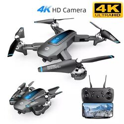 4K Holy Stone HS240 Foldable Drone Quadcopter w/ HD Camera GPS WIFI App Control $79.99