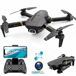 V4 4K Foldable Altitude Hold Durable RC Drone $56.95