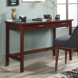 Cherry Finish Computer Desk Wooden Laptop Writing Table Home Office Workstation $169.54