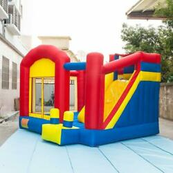 Magic Bounce House Castle Inflatable Bouncer Child#x27;s Jumper Slide without Blower $258.90