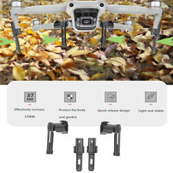 4PCS Extended Landing Gear Leg Support Heightened For DJI Mavic Air 2 RC Drone $8.53