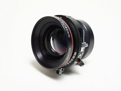 Rodenstock - Apo-Sironar S 180mm f5.6 Copal 1 - 75degrees - Excellent condition  $1,000.00