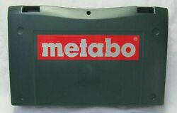 Metabo Cordless Drill BSZ 18 18V with 2 Batteries Charger & Case $80.00