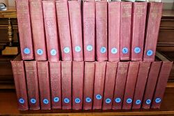 Mark Twain's Works Author's National Edition~Complete 25 Vol. Harper's Set