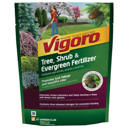 3.5 lb Tree Shrub Evergreen Fertilizer Plant Food Lush Foliage Gorgeous Nitrogen $8.03