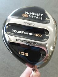 McHenry Metals Driver NEW $89.99