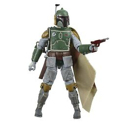 Star Wars Black Series 40th Anniversary ESB Boba Fett 6quot; Action Figure LOOSE $22.99