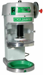 COMMERCIAL ICE SHAVER HATSUYUKI HF 500E BLOCK SHAVED ICE Offers Accepted