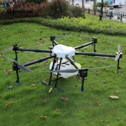 Agriculture Drone Agricultural UAV Drone Frame Capacity 16KG 15L Tank Farm use $1490.00