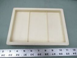 Vintage Fisher Price Alphabet School House Desk Replacement Tray #923 Number Toy $10.75