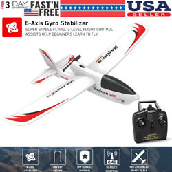 Beginner RC Plane 3CH Airplane Aircraft Built In Gyro System Easy To Fly RTF $54.79