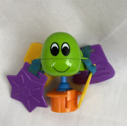 Evenflo Exersaucer Replacement Toys Parts Teething Toy turtle $9.99