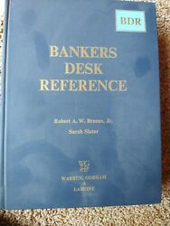 Bankers Desk Reference And 1980 Yearbook $8.00