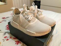 adidas NMD R1 Cloud White Men#x27;s Shoes Size M 6 W 7 $90.00