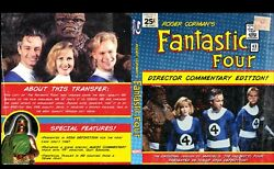 FANTASTIC FOUR 1994 Director Commentary Edition BLU RAY * HD best version $9.25