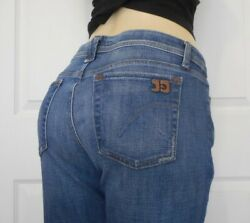 Joes Jeans Womens Low Rise Muse Denim Size 31 $19.99