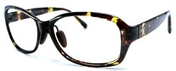 Maui Jim KOKI BEACH MJ433 15T Olive Tortoise Sunglasses Frames Only 56 16 130