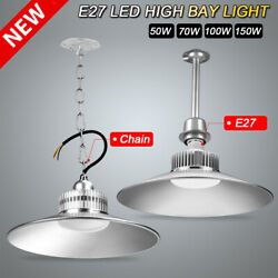 LED High Bay Light 150W 100W 70W 50W Warehouse Shop Industrial Commercial Light