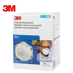 Box of 10 pack New Protective mask N grade 95 7 2025 Expiration $49.99