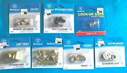 Choice of various Westinghouse Lamp Lighting Parts $2.50