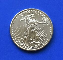 2018 1 10 TH OZ GOLD EAGLES UNCIRCULATED STUNNING COIN $230.00