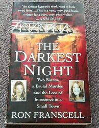 The Darkest Night by Ron Franscell 9780312948467 Good shape Free US Shipping $6.50