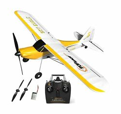 Top Race Rc Plane 4 Channel Remote Control Airplane Ready to Fly Rc Planes fo... $156.66