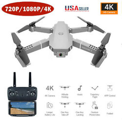Drone x pro 4K With Camera Foldable Quadcopter WiFi FPV Battery Bag RTF US $43.97