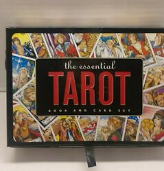 The Essential Tarot Kit Book and Card Set by Rosalind Simmons Cards $21.00