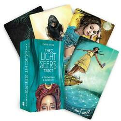 Light Seer#x27;s Tarot Cards Deck 78 Cards Board Game Gift English Version US $11.99