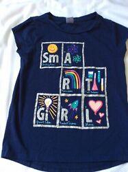 Girls 7 8 Gymboree Periodic Table Of Elements Smart Girls Tshirt Outlet $6.00