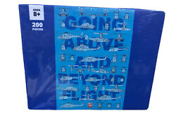 Brand New Bell Helicopter 200 pc Puzzle quot;Going Above And Beyond Flightquot; 8 USA $16.67