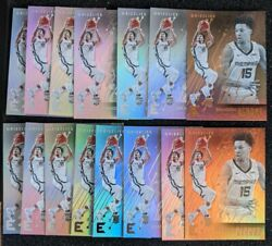 15 BRANDON CLARKE 2019 Panini Chronicles Essentials Rookie RC with Two Bronze $29.95