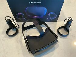 Oculus Quest Wireless VR Gaming Headset New Mask 128GB Excellent Condition $275.00