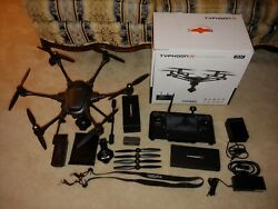 Yuneec Typhoon H Advanced 4K Photo and Video Drone $596.50