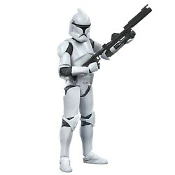 Star Wars Black Series Clone Wars Phase 1 Clone Trooper 6quot; Action Figure LOOSE $24.99