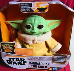 2020 HASBRO quot;STAR WARSquot; ANIMATRONIC THE MANDALORIAN THE CHILD BABY YODA IN $64.99
