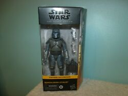 Star Wars Black Series Mandalorian Loyalist The Clone Wars Walmart Exc IN HAND $52.95