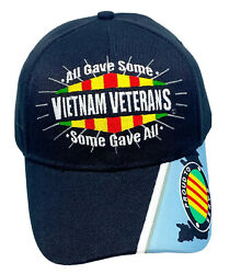 Vietnam Veteran Proud To Serve Military Adjustable Embroidered Ball Cap Hat.NEW $12.20