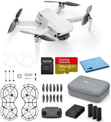 DJI Mavic Mini Fly More Combo Drone FlyCam Quadcopter Bundle with SD Card More $579.95