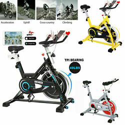 Indoor Cycling Bike Workout Machine Home Gym Exercise Bike Stationary APP $299.90