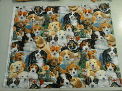 Puppy Dog Dogs fabric 259851 $2.59