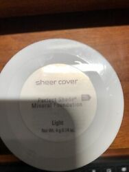 Sheer Cover Perfect Shade Mineral Foundation $25.00