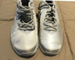 Nike Max Air Training Shoes. Gray Blue SZ 11 M. NWOB
