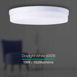 1 X 18W LED Ceiling Cool Light Modern Fixture Bedroom Kitchen Surface Mount Lamp $12.99