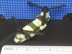 MICRO MACHINES AIRCRAFT Helicopter CH 47 Chinook # 3 $10.95