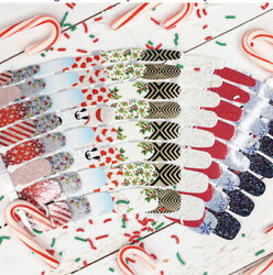 NEW HOLIDAY CHRISTMAS COLOR STREET 2020 SETS NAIL POLISH STRIPS FALL SET 2020 $12.95