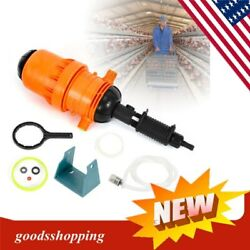 Fertilizer Injector Automatic Water Proportional Dosing Device 0.4% 4% $69.09