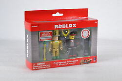 ROBLOX Mr. Bling Bling amp; SkaterBoi w Virtual Code Series 1 $14.99